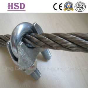 Wire Rope Clips, Us Type, DIN741, Us Mellable a Type, B Type, Fastener, Rigging Hardware, Marine Hardware pictures & photos
