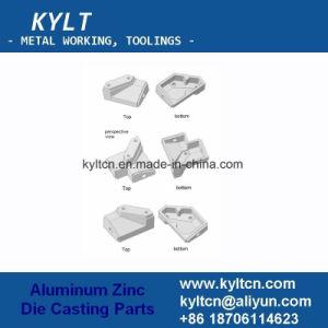 Zinc Corner Key Pressure Moulding Parts for Construction Decoration Assembly pictures & photos
