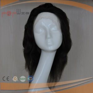Human Remy Grade Hair Full Lace Wavy Women Wig pictures & photos
