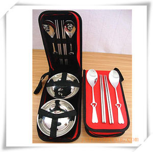 Stainless Steel Tableware Set for Promotion (HA48003) pictures & photos