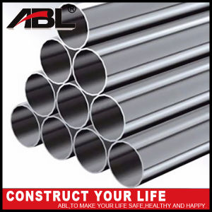 2015 Best Sell Stainless Steel 42.4mm Round Pipe (p-18) pictures & photos