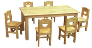 Solid Wood Children Chair with High Quality (M-X3008) pictures & photos