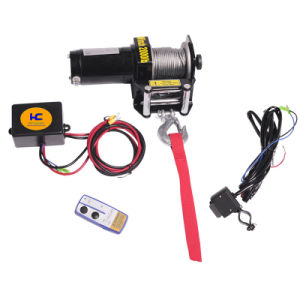 ATV Winch CE Winch 2000lbs pictures & photos