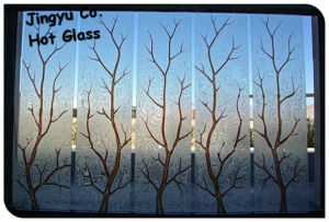 4-19mm Tinted / Colored Frosted Glass with CE / ISO9001 / CCC pictures & photos