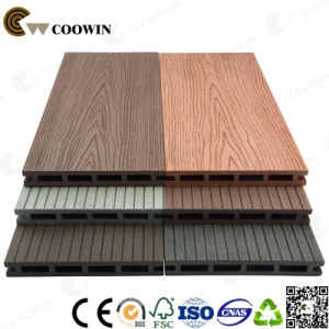 Popular Wood Plastic Composite Decking Europe pictures & photos