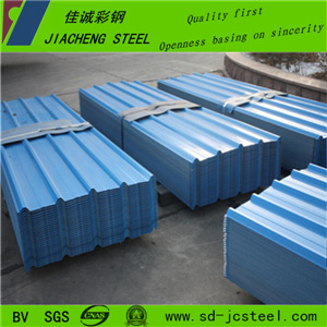 China Durable Color Steel Plate for Steel House