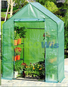 Plastic Walk-in Greenhouse China Manufacturer (HT5112) pictures & photos