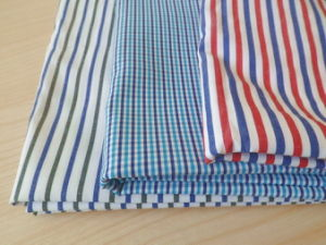Yarn Dyed Polyester Cotton Stripes Garment Shirt Fabric pictures & photos