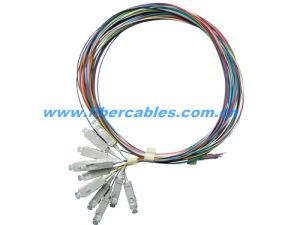 0.9mm Mm 62.5/125 Sc Fiber Optic Pigtail (PIGTAIL-SC-UPC-MM6-0.9)