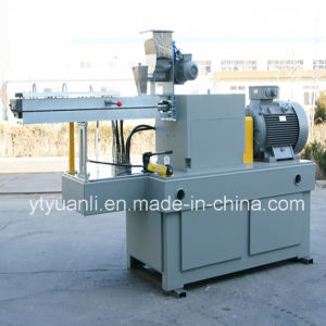 Double Screw Extruder for Powder Coating Production Line pictures & photos