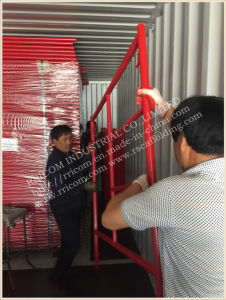 Construction American Scaffold Frame /Ladder Frames Scaffolding pictures & photos
