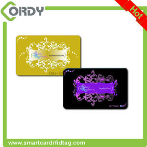 full color PVC card printing MIFARE Classic 1k smart card pictures & photos