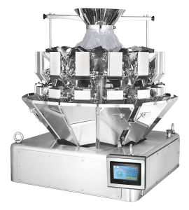 Stainless Steel Mini Multihead Weigher with CE Approval pictures & photos