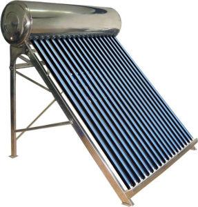 150 Liters Stainless Steel Solar Water Heater