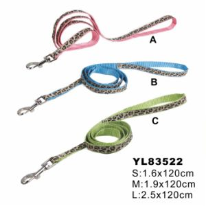 2014 Fashion Hot Custom Print Logo Dog Leash (YL83562) pictures & photos