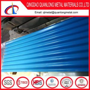 China Hot Selling Prepainted Roofing Sheet pictures & photos