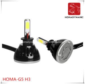 4300k 6000k 8000k LED Headlight 40W 4000lumen G5 LED Headlight H1 H3 H4 H7 9005 9006 pictures & photos