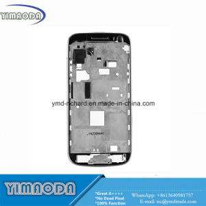Full Housing for Samsung Galaxy S4 Mini I9190 I9195 Front Frame + Middle Frame + Battery Cover pictures & photos