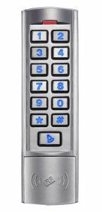 Slim Metal Standalone Access Control Keypad N1em pictures & photos