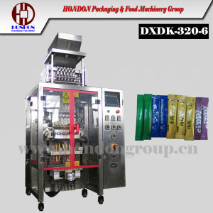 Multi-Lane Sugar Stick Packing Machine Dxdk-320 pictures & photos