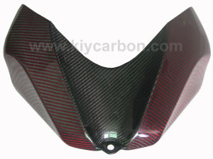 Carbon Fiber Bike Parts Airbox Tank Cover for Suzuki pictures & photos