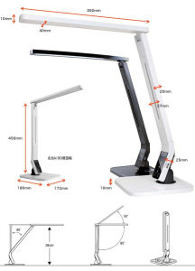 Reading Lamp Indoor Use Table Light LED Desk Lamp pictures & photos