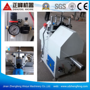Glazing Bead Cutting Saw for UPVC/PVC Doors pictures & photos