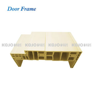 Green Product Fire-Retardant WPC Door Frame (PM-100E-2) pictures & photos