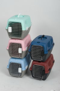 China Pet Carrier Cage, Pet Carrier House pictures & photos