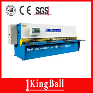 Hydraulic Swing-Beam Shearing Machine (QC12Y-16X3200) pictures & photos