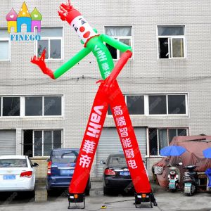 Finego Sky Dancer Dancing Air Inflatable Puppets Tube Man pictures & photos