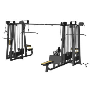 2015 Newest Body Building Machine Multi Jungle Machine (SD1008-A) pictures & photos