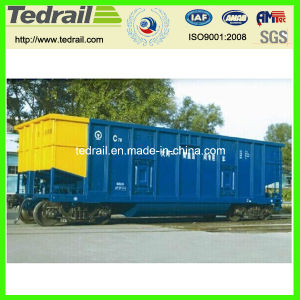 Steel Tub Coal Open Top Freight Wagon C76 pictures & photos