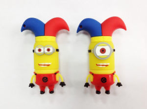 Free Mould Cost Customizer PVC USB 8GB Flash Drive pictures & photos