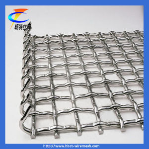 China Stainless Steel Crimped Wire Mesh pictures & photos