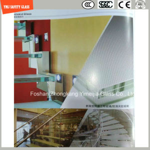 Laminated Glass for Balustrade, Partition and Stairs pictures & photos