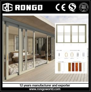 High Grade Interior Door with Insect Net pictures & photos