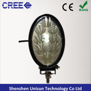 EMC 6inch Oval 40W CREE LED John Deere Work Light pictures & photos