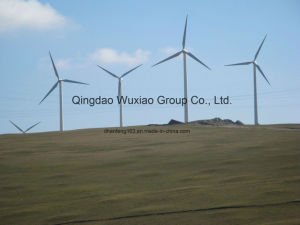 Wind Tower Steel Pole for Wind Power pictures & photos