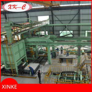 Petroleum Machinery Vacuum Process Foundry Molding Machine Line pictures & photos