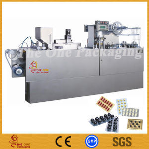 Flat Plate Auto Blister Packaging Machine