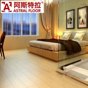 Hot Color Waterproof HDF Laminate Flooring pictures & photos