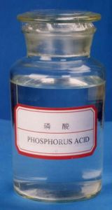 Food Grade Phosphorus Acid pictures & photos