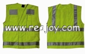 Professional Manufacturer of Safety Vest