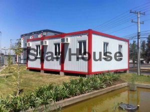 Portable Cabin for Labor Camp/Hotel/Office/Accommodation pictures & photos