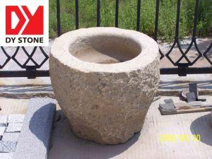 Stone Flower Pot (DYGS006)