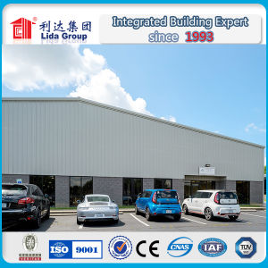 Cheaper Madagascar Galvanized Steel Structure Building pictures & photos