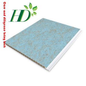 Building Decoration PVC Tiles Wall Claading Material (RN-13) pictures & photos