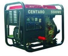Portable Generator Set (5500WE)