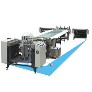 Lining Machine (cold vinylic glue)